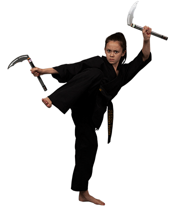 ATA Legacy Martial Arts weapons
