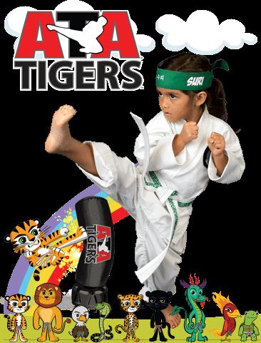 ATA Martial Arts ATA Legacy Martial Arts - ATA Tigers